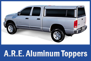 Shop ARE Aluminum Toppers