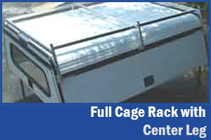 Full Cage Rack with Center Leg